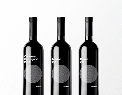 Freilauf Wines — Wine Label & Product Design
