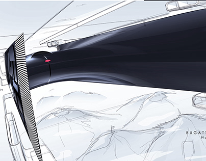 BUGATTI HYPERLOOP