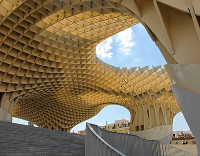 Metropol Parasol (Sevilla) by Jürgen Meyer H.