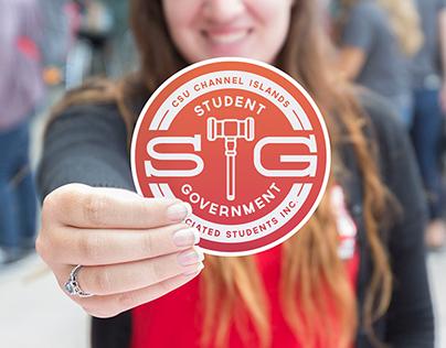 CSU Channel Islands Student Government Logo