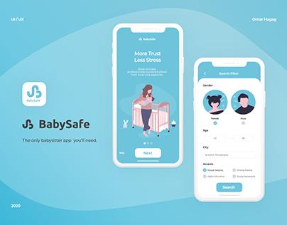BabySafe - Mobile App
