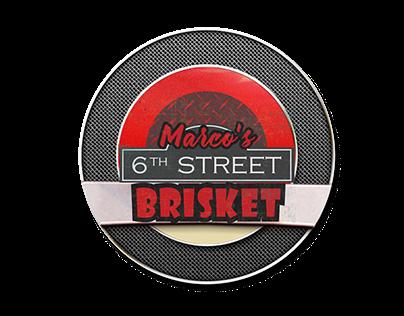 Marco's Sixth Street Brisket