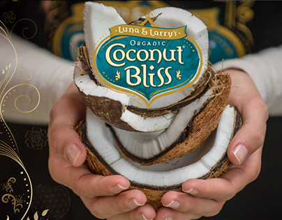 Coconut Bliss social media video project