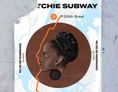 Sketchie Subway