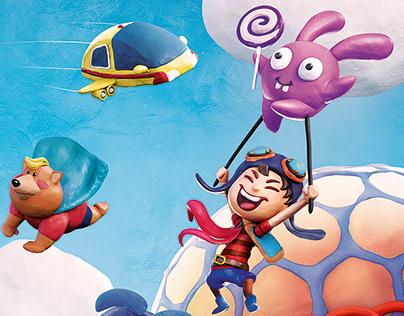 Play-Doh - Ilustração