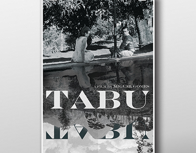 Tabu Poster Design