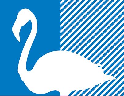 signage design for nalsarovar bird sanctuary