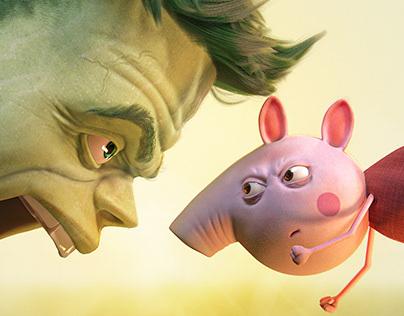 Hulk VS Peppa Pig