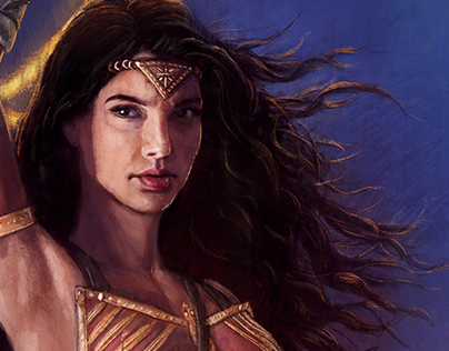 Diana of Themyscira - Wonder Woman