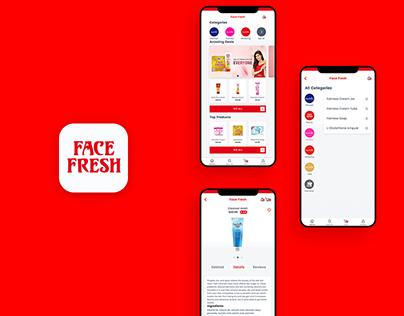 Face Fresh App