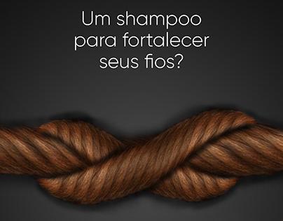 Campanha: Shampoo Operação Resgate