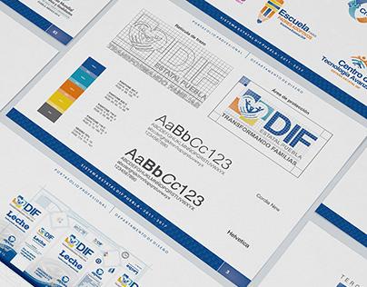 Proyecto de branding | Sistema Estatal DIF Puebla