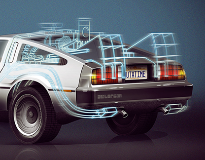 DeLorean DMC–12