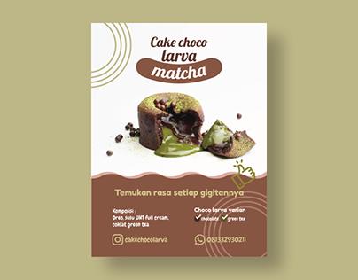 Cake Choco - Food Label