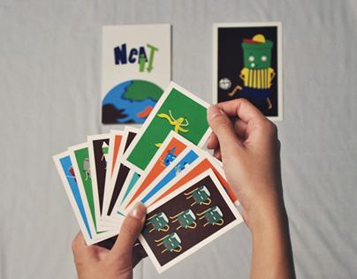 Neat It - Rubbish Sorting Card Game