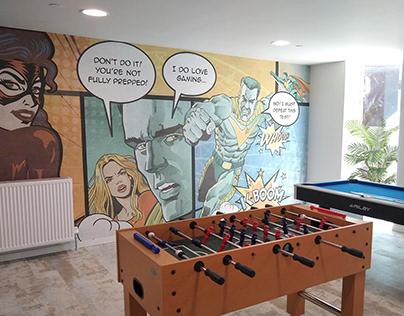 Kaplan Residence, Brighton, UK: Environmental Design