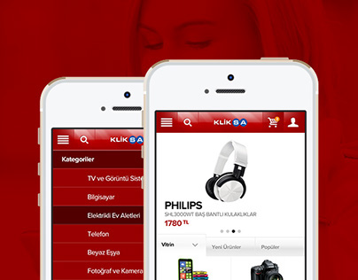 Kliksa.com Mobile Site 2013