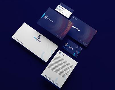 S&M Solutions Branding