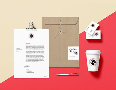 Coffee Story Branding