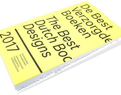 The Best Dutch Book Designs 2017 book review
