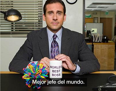 Subtítulos The Office