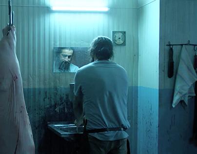 """I am"" - Short Film Production Design."