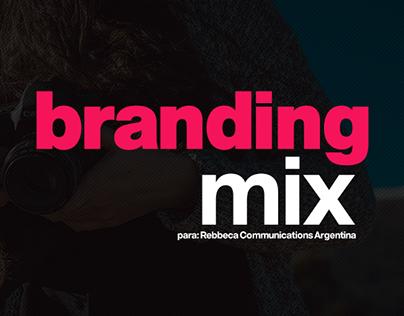 Branding Rebbeca Communications