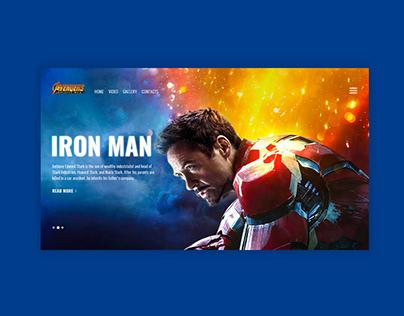 Iron man 2019