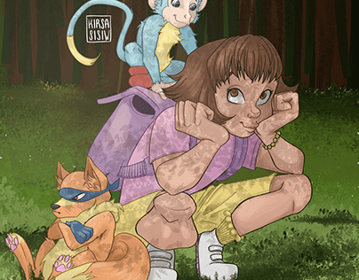Dora, Boots, and Swiper