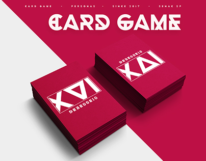 [Project] Card Game - XVI