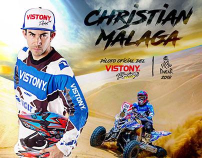 Fotos Christian Malaga para Vistony Racing / Dakar18'