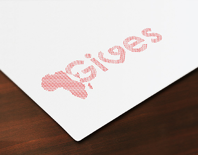 A logo for Africa Gives