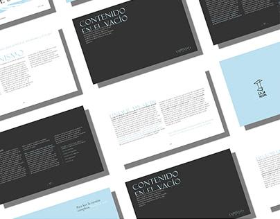 Booklet digital | Océano de Sonido