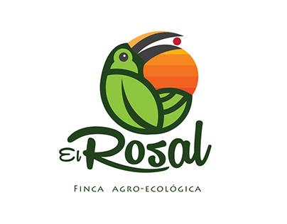 Logotipo El Rosal