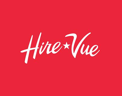 HireVue - logo update