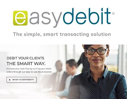 EasyDebit HTML5 Website