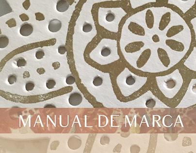 "Manual de Marca- Brand Manual ""ARDEE"""