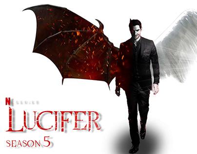 Lucifer Season 5 Fan Made Banner