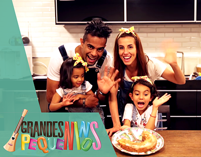 Grandes Pequeninos - Canal Youtube