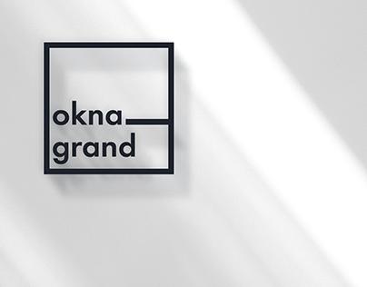 """Логотип для Окна """"Гранд"""""""