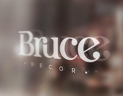 bruce decor | branding + site institucional