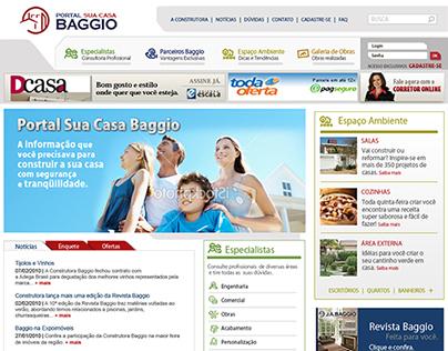 Portal Sua Casa Baggio