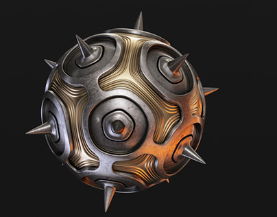 STEEL BALL ARTIFACT