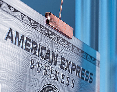 American Express Looping Animations