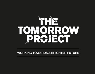 The tomorrow project branding