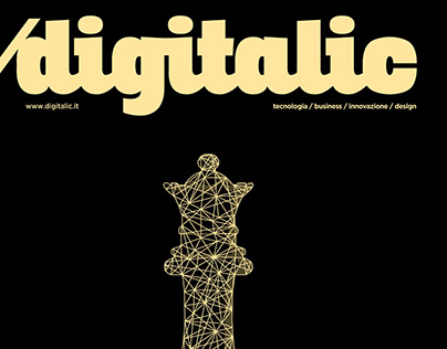 Cover Digitalic Magazine /09/2020 _n.98