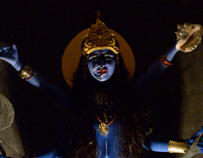 Reclaiming Colour Confidence ft. Goddess Kali