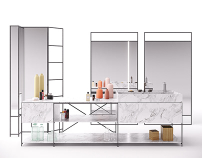 Visualization | Bathroom MAU Studio & Decor | Reference