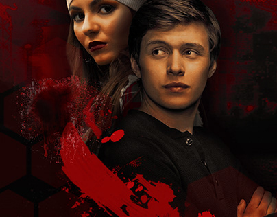 Blacklisted (FanMade Poster)