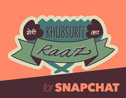 Snapchat - Hindi Filters